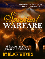 Spiritual Warfare. Master the Power of Your Thoughts