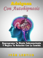 Adelgaza Con Autohipnosis