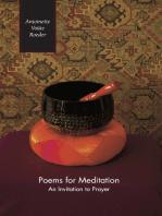 Poems for Meditation