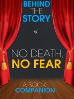 No Death, No Fear - Behind the Story (A Book Companion)