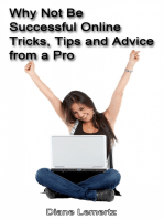 Why Not Be Successful Online