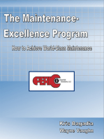 The Maintenance-Excellence Program