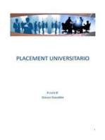 Placement universitario