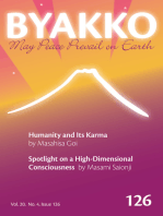 Byakko Magazine Issue 126