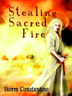 Stealing Sacred Fire (The Grigori Trilogy, #3)