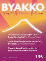 Byakko Magazine Issue 135