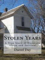 Stolen Years;{A True Story of Domestic Abuse and Survival}