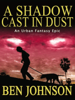 A Shadow Cast in Dust