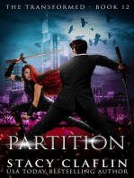 Partition: The Transformed, #12