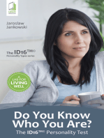 Do You Know Who You Are? The ID16 Personality Test