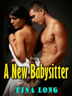A New Babysitter (Erotica)