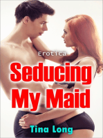 Seducing My Maid (Erotica)