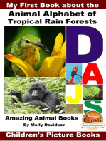 My First Book about the Animal Alphabet of Tropical Rain Forests