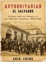Authoritarian El Salvador