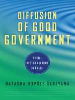 Diffusion of Good Government: Social Sector Reforms in Brazil