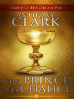 The Prince And The Chalice (Legend Of The Chalice, #1)
