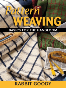 Pattern Weaving: Basics for the Handloom