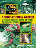 The Nature-Friendly Garden