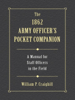 The 1862 Army Officer's Pocket Companion