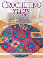 Crocheting Rugs