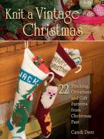 Knit a Vintage Christmas