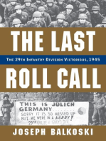 The Last Roll Call