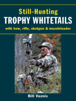 Still-Hunting Trophy Whitetails