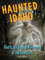 Haunted Idaho