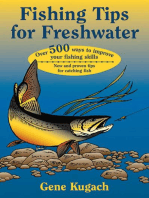 Fishing Tips for Freshwater