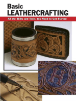 Basic Leathercrafting