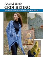 Beyond Basic Crocheting