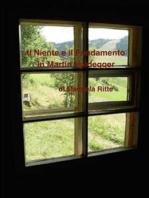 Il Niente e il Fondamento in M. Heidegger