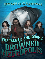 Trafalgar and Boone in the Drowned Necropolis