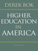 Higher Education in America