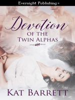 Devotion of the Twin Alphas
