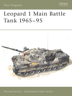 Leopard 1 Main Battle Tank 1965–95