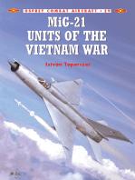 MiG-21 Units of the Vietnam War