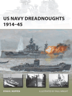 US Navy Dreadnoughts 1914–45