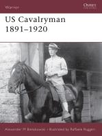 US Cavalryman 1891–1920