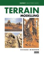 Terrain Modelling