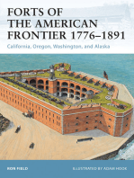 Forts of the American Frontier 1776–1891