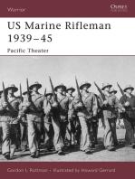 US Marine Rifleman 1939–45