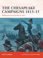 The Chesapeake Campaigns 1813–15