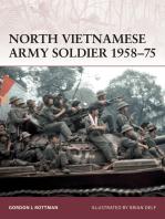 North Vietnamese Army Soldier 1958–75