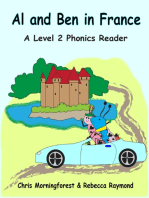 Al and Ben in France - A Level 2 Phonics Reader
