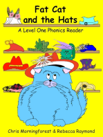 Fat Cat and the Hats - A Level One Phonics Reader