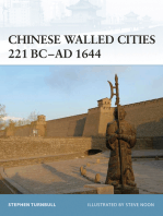 Chinese Walled Cities 221 BC– AD 1644