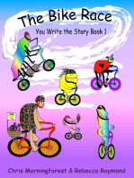 The Bike Race - You Write the Story Book 1