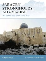Saracen Strongholds AD 630–1050
