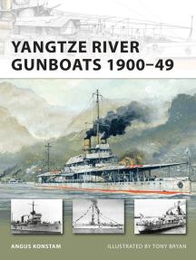 Yangtze River Gunboats 1900–49